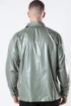 Denim Project Parachute Overshirt Gravity Grey
