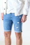 Jack & Jones Jjirick Jjoriginal Shorts Agi 022 Blue Denim