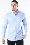 Jack & Jones Classic Soft Oxford Skjorte LS Cashmere Blue