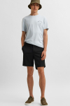 Selected SLHPETE FLEX STRING SHORTS G CAMP Black