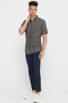 ONLY & SONS ONSLEO LINEN MIX GW 3002 NOOS Dress Blues