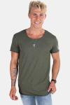 Jack & Jones Bas T-shirt SS U-neck Noos Thyme