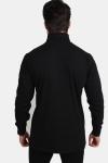 Basic Brand Turtleneck Black