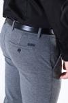 Solid Dave Barro Pants Dark Grey Mel