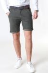 JEFF Louis Army Shorts inkl. bælte