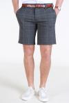 Only & Sons Mark Check Shorts GW 5155 Dark Grey Melange