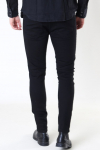 Only & Sons Warp Life Ski Demage Jeans Black