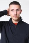 Tailored & Originals Theo LS Strik Black