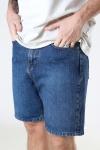 Denim project Classic Organic Dad Shorts 128 DARK WASH