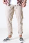 Clean Cut Barcelona Cotton Linen Pants Khaki