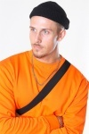 Denim Project Organic Crew Orange