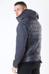 jack & Jones Toby Hybrid Jakke Black