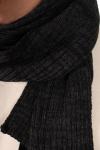 Hue Tørklæde Sæt Charcoal