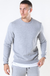Only & Sons Ceres Life Crewneck Light  Grey Melange