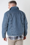 ONLY & SONS ONSLOUIS LIFE JACKET L BLUE PK 9900 Blue Denim