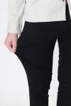 Clean Cut Copenhagen Milano Drake Stretch Pants Black