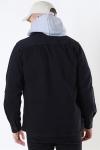 Just Junkies Sulfi Overshirt Black