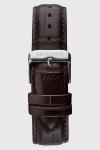 Sekonda 1662 Classic Dark Brown Leather Ur