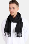 Mjm Bologna Lambswoll Halstørklæde Anthracite