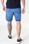 Denim project Classic Organic Dad Shorts 129 LIGHT WASH