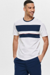 Only & Sons Lemar SS T-shirt Bright White
