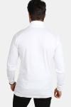 Basic Brand Turtleneck White