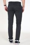WoodBird Steffen Twill Pants Grey