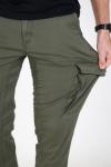 Jack & Jones Paul Flake Cargo Pants Olive Night