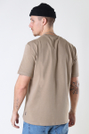 ONLY & SONS ONSANEL LIFE REG SS TEE Chinchilla