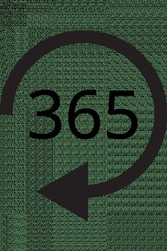 Forlænget returret 365 dage