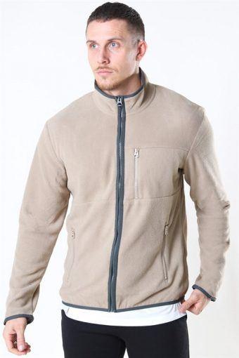 Davis Life Fleece Jacket OTW Chinchilla
