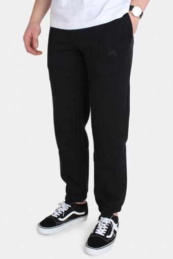 Icon Sweat Pants Fleece Black