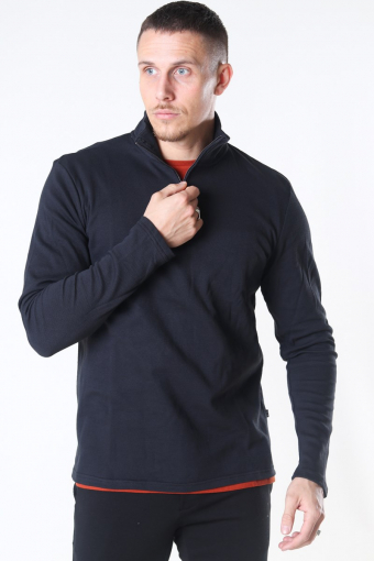 Tailored & Originals Theo LS Strik Black