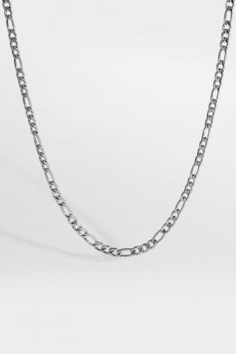 Antique Halskæde Sølv