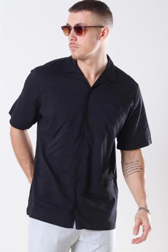 Jaden Skjorte S/S Black Tap Shoe