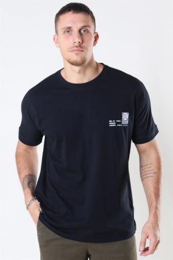 Masum T-Shirt Black