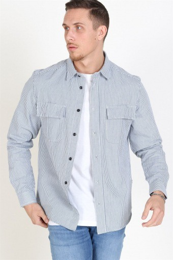 Tailored & Originals Ole Skjorte Off White