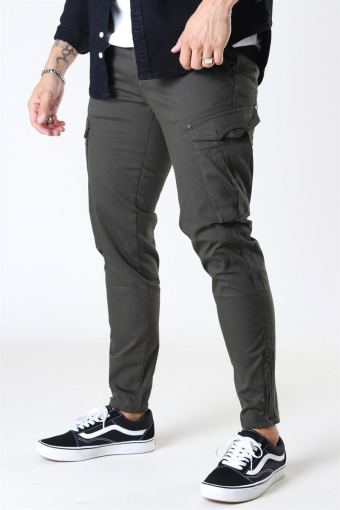 Pisa Dale Cargo Pants Army