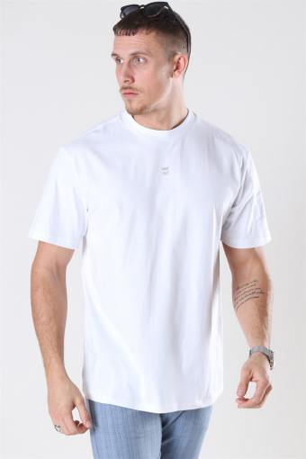 Keno SS T-shirt Bright White