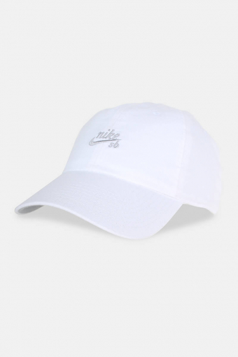 SB Icon H86 Cap White/Wolf Grey