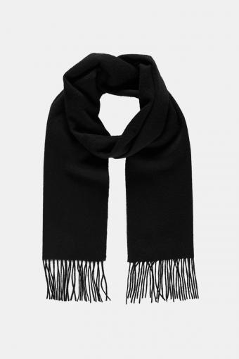 Jack & Jones Toronto Woven Halstørklæde Black