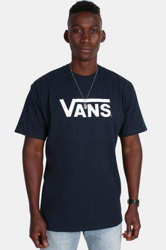 Classic T-shirt Navy/White