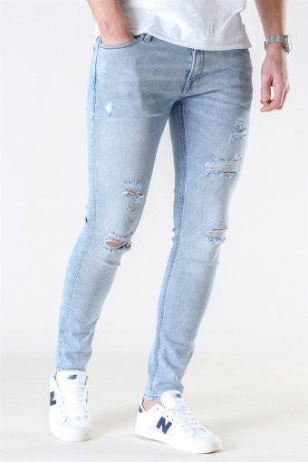 Jack & Jones Liam Original AM 202 Jeans Blue Denim