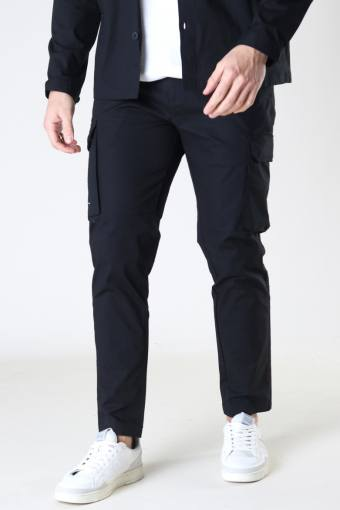 Copenhagen Milano Ripstop Stretch Pants Black