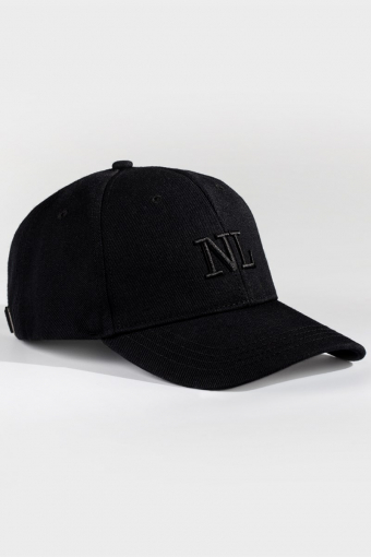 Dad Cap Black/Black