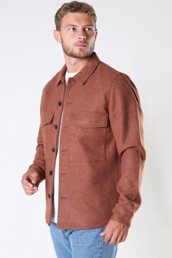 Yalo Shirt 118 - Brown