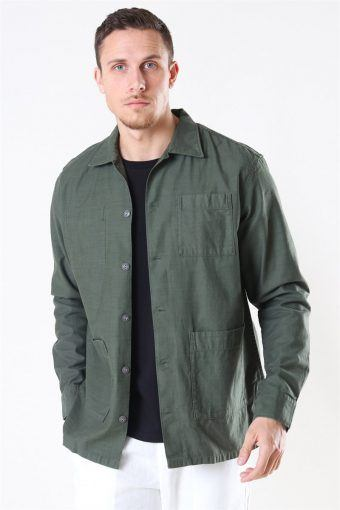 Jack & Jones Bastian Skjorte Dusty Olive