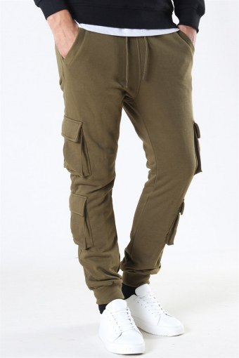 Double Pocket Terry Sweat Pants Summerolive