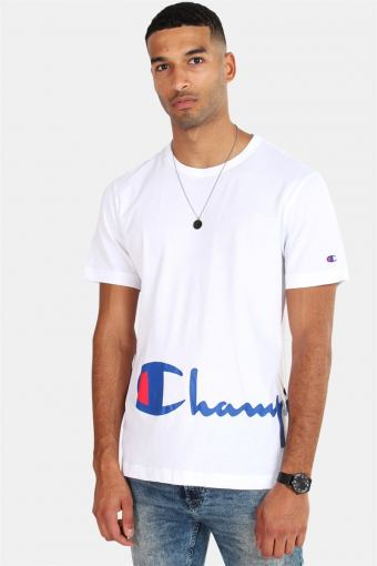 Crewneck T-shirt White