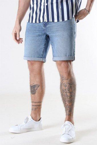 LT Ryder Shorts Blue Denim